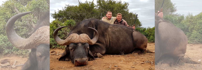 Teglskovens Hunting - jagtrejser til Sydafrika